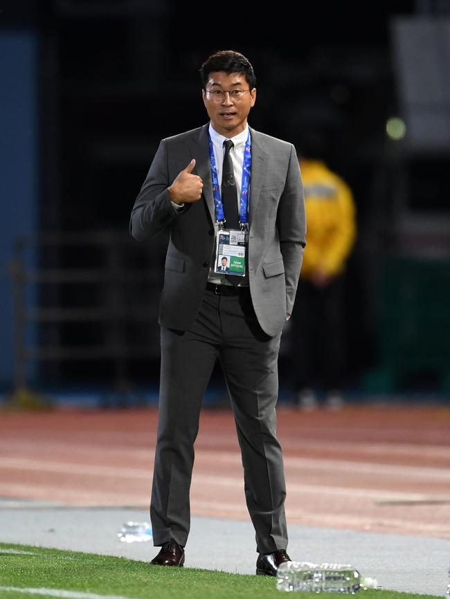 前蔚山主教练进入黄海选帅视野 外援或留下两人