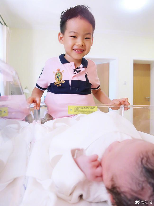 40岁体操奥运冠军二胎得女 刘璇五年俩娃儿女齐全