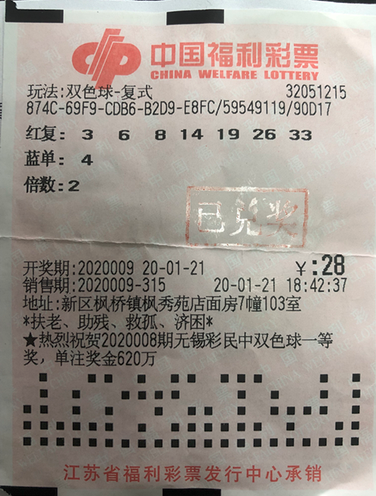 老彩民揽双色球15.8万 非常激动开市后火速兑