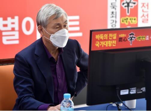 韩棋迷:李昌镐太可惜 曹薰铉一脚平定中国日本