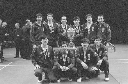 【博狗扑克】苏杯国羽问鼎新添七位世界冠军 总人数已达157人