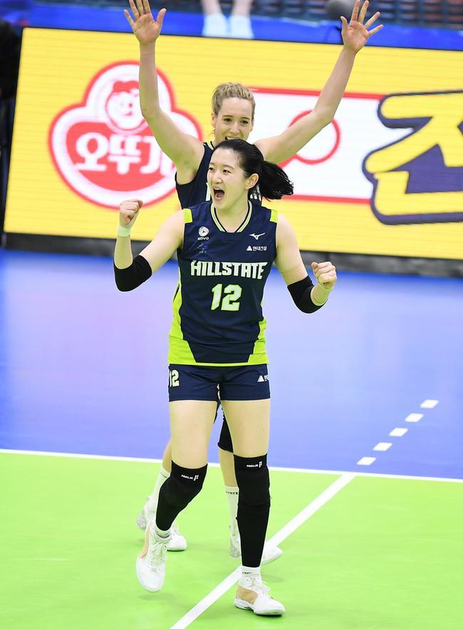 韩国女排18人集训名单 金软景领衔出战国家联赛
