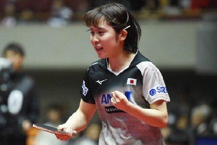 平野美宇:世乒赛想赢得中国选手 目标为夺奖牌