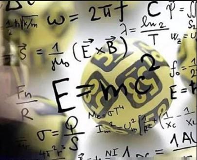错综复杂的数学公式
