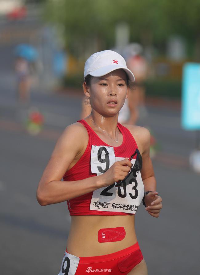全国竞走邀请赛夺取冠军 杨家玉期待奥运之旅