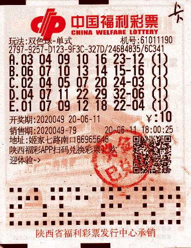 """欢脱!男彩民自备""""米妮""""服装领双色球765万大奖"""
