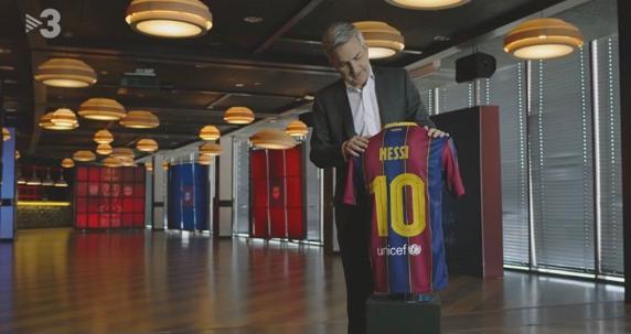 巴萨三大竞选人对梅西表态 上任后首先跟他谈