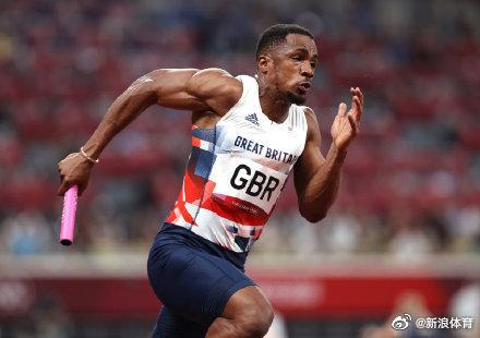 英国短跑选手乌贾B瓶尿样阳性 中国队有望获铜牌