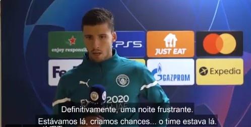 迪亚斯:输给巴黎很失望 不会影响周末打利物浦