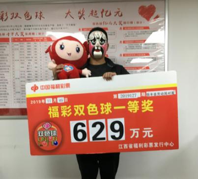 俩彩友守号4年终揽双色球629万:奖金平分