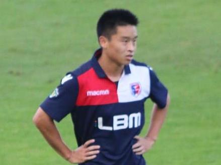 97国青徐启功葡联赛下半程迎爆发 1球3助坐稳主力
