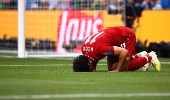 萨拉赫是虔敬的穆斯林