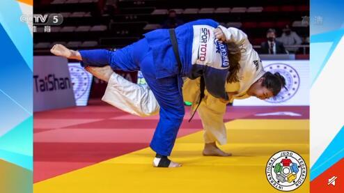 世界柔道大满贯赛安塔利亚站 中国队获得1银2铜