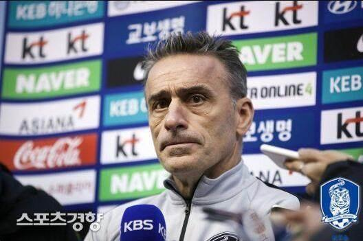 韩国主帅平托