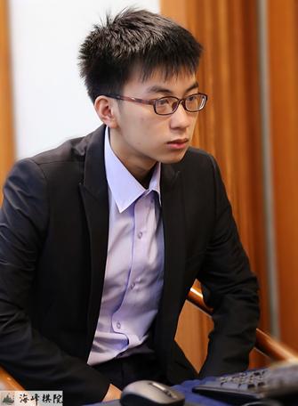 史上第一位! 中国台湾棋手许皓鋐勇闯应氏杯八强