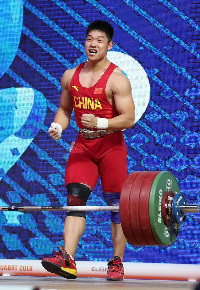中國男子舉重