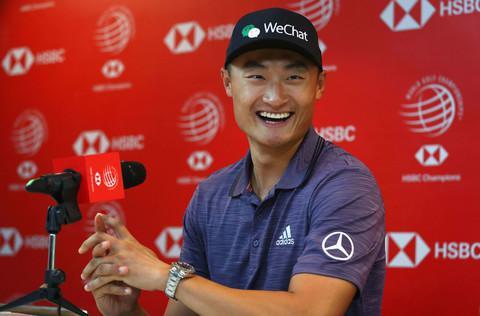 汇丰冠军赛中国球员7人名单出炉 李昊桐张新军领衔
