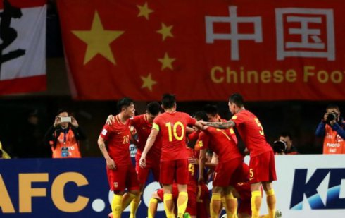 中国小组出线上风大