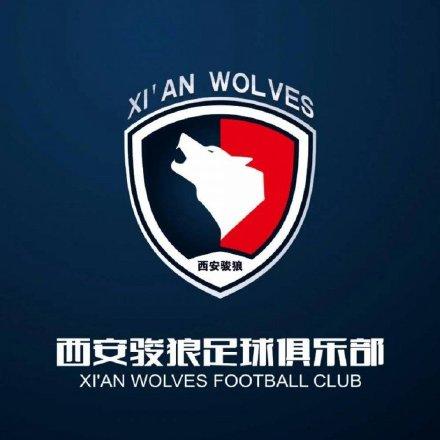 西安大兴崇德正式更名西安骏狼足球俱乐部有限公司 目标冲甲!
