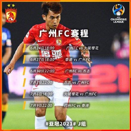 广州队亚冠球员平均年龄不到20 创造历史纪录