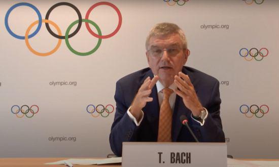IOC主席巴赫谈东奥:我们正为各种可能性做准备