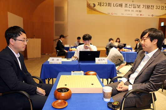 LG杯柯洁唐韦星等出局 中国16人出战仅6人晋级
