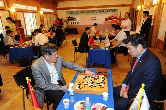 2014年中韩议员围棋友谊赛