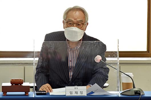 ▲ 林采正韩国棋院总裁