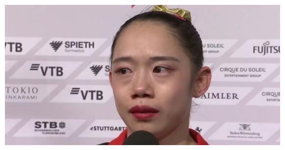 体操世锦赛中国女团无缘
