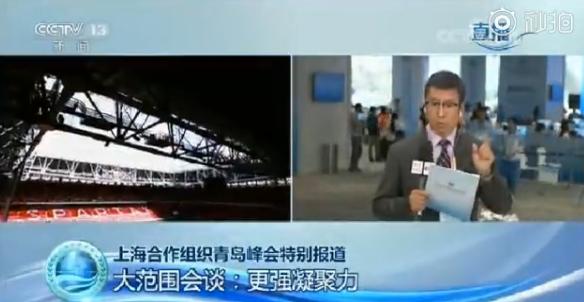 白岩松:世界杯中国除了足球队没去 其他都去了
