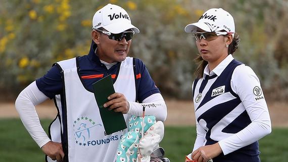 LPGA奠基人杯第一