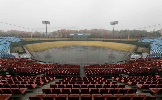 日本福岛的一处棒球场(《亚洲经济》)