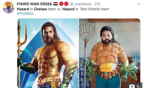 海王vs???