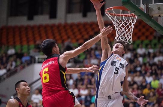 广东篮球联赛季后赛第五轮