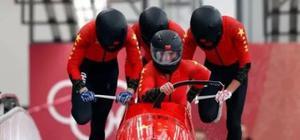 中国四人雪车结束奥运首秀
