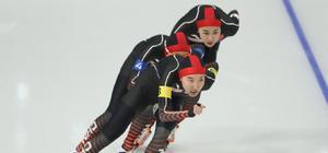 李丹获速滑女子集体出发第五