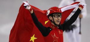 武大靖有望兼项速度滑冰