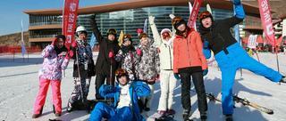 SNowOne超级滑雪季开启