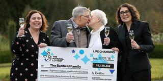 87岁老兵揽1.6亿巨奖破一纪录!