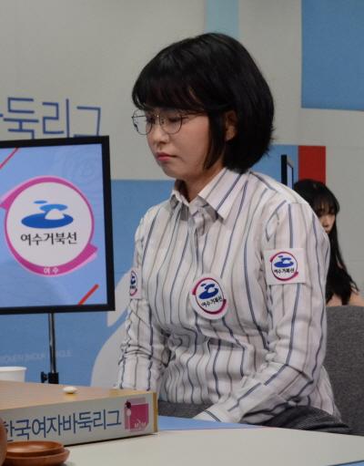 韩女子联赛首轮群芳斗艳 黑嘉嘉李瑟娥出师未捷