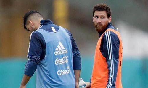 阿根廷小组小组赛艰险重重