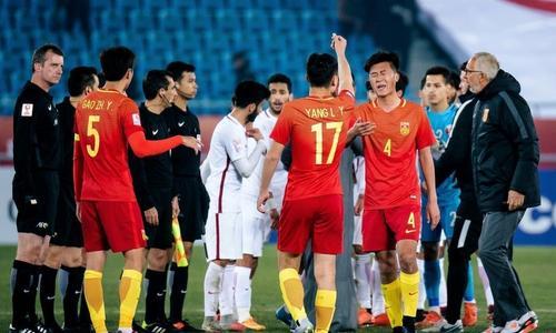 中国队果真都是裁判的错吗?