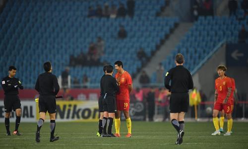 国足主场屡遭暗算 我们在亚洲足坛没有话语权
