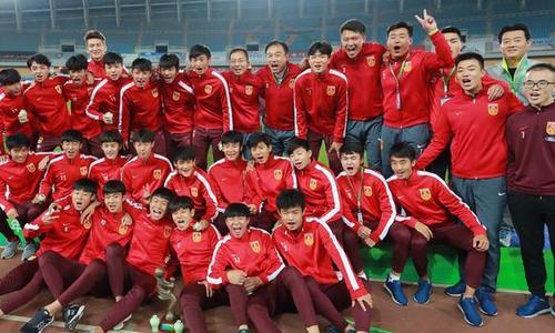 """U17国青教练组只是""""临时工"""""""