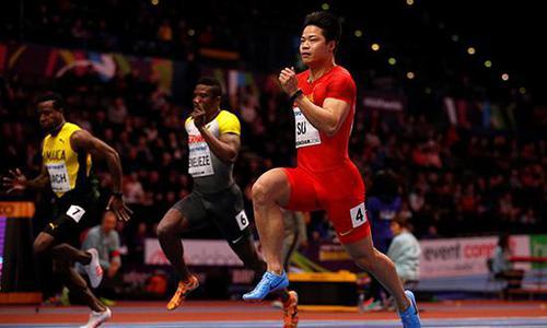 中国速度苏炳添 36天3破亚洲纪录