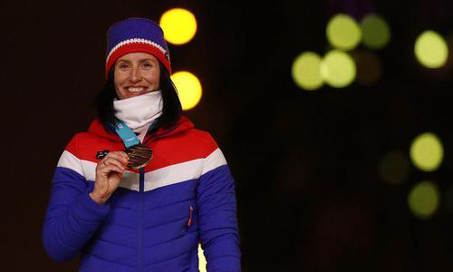 冬奥会上的传奇 挪威人比约根