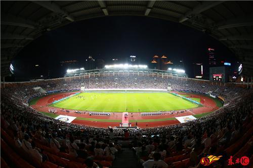 恒大亚冠首轮下午5点开球 比赛仍在天河进行
