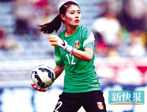 中国足球历届守门员_2015年加拿大世界杯中国女足守门员王飞加盟拜仁慕尼黑女子足球队.