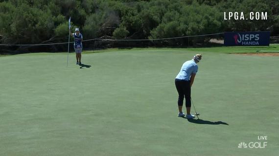 澳洲女子赛第二轮最佳