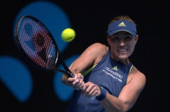 科贝尔挺进澳网女单四强